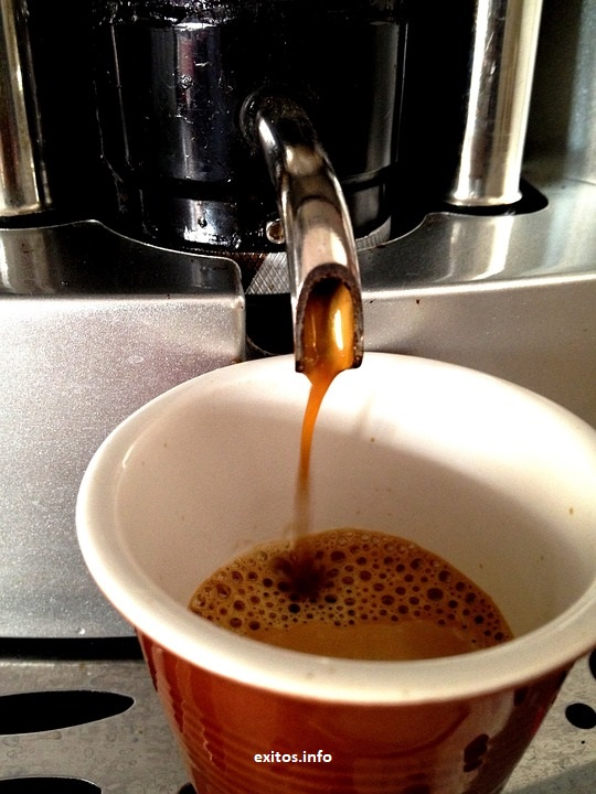 Premio un buen cafe