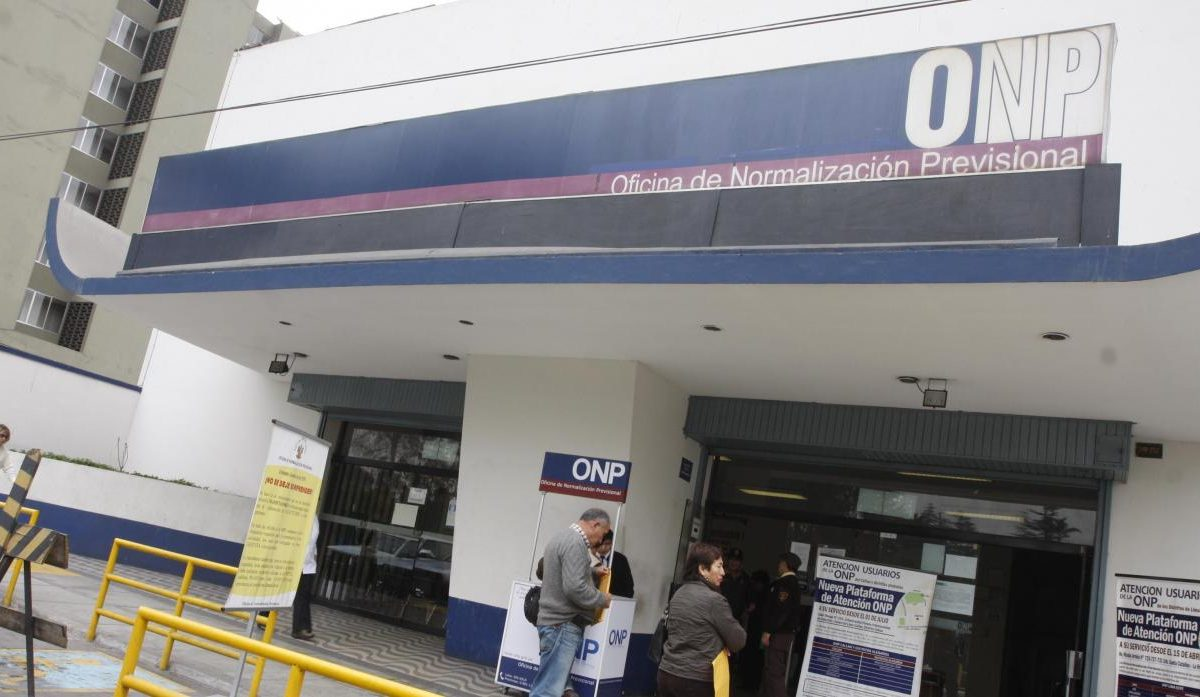 "Califican de ""terrible"" propuesta para transformar la ONP en una AFP estatal"