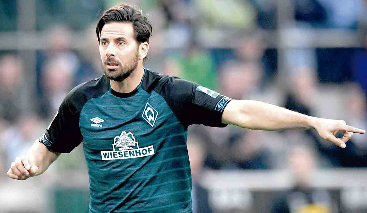 Claudio Pizarro alista su regreso al Allianz Arena