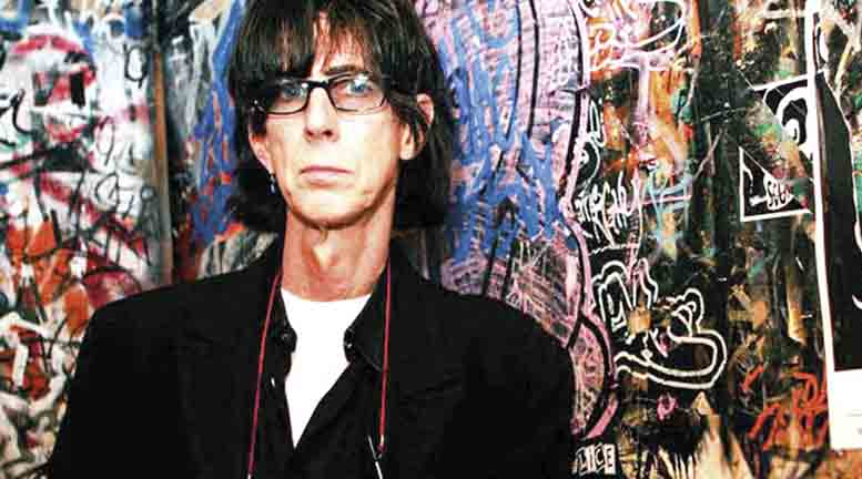 Murió Ric Ocasek, el vocalista de The Cars