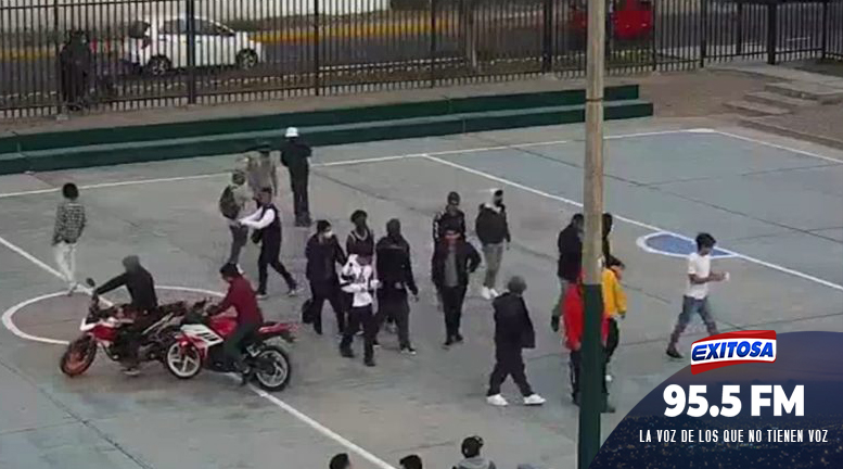 Surco: intervienen a personas que grababan video de reggaetón sin mascarillas y en estado de emergencia