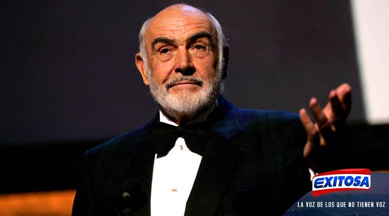 A los 90 años falleció Sean Connery, actor que interpretó a 'James Bond'