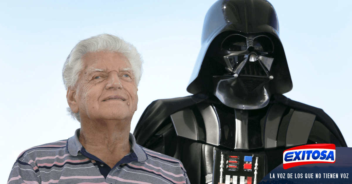 Dave Prowse- Muere actor que encarnó a Darth Vader en Star Wars