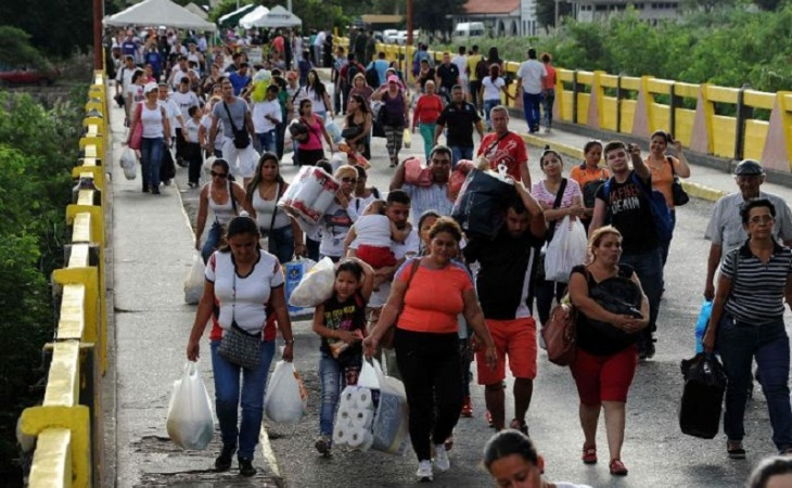 Image result for migracion venezuela