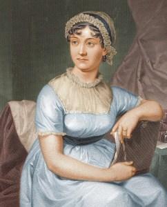 Jane Austen via Wikipedia