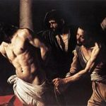 225px-Caravaggio_flagellation