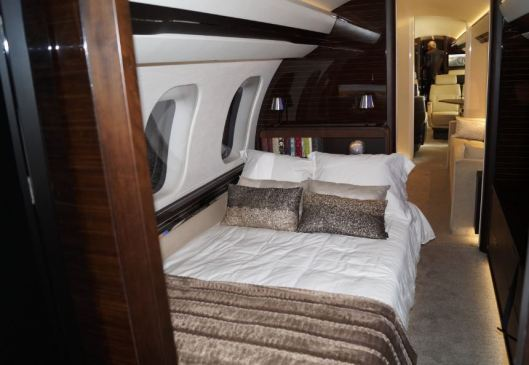 Bombardier Global 7000 in pictures  exitStamp