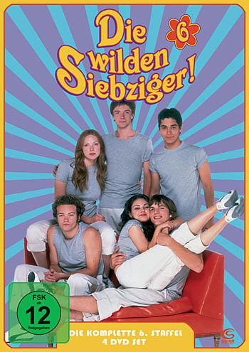 Die Wilden Siebziger Season 6 Amaray DVD Online