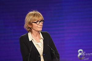 Senator Evelyne Yonnet