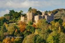 2108-p-taphouse-dunster-castle-in-the-autumn-by-phil-taphouse