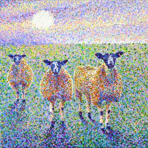sheepinthemistss