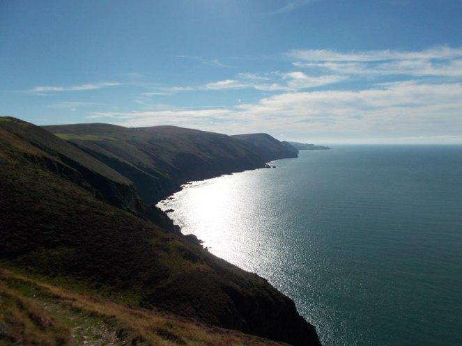 Coastal Scene - Trentishoe