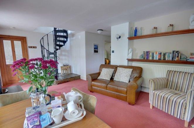 Gamekeeper's Cottage - Sitting Room