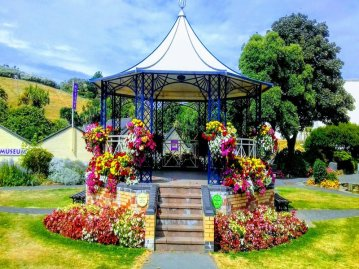 Ilfracombe in bloom