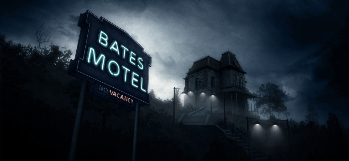 "BATES MOTEL ""Opening Titles"""