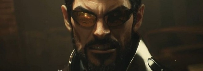 Yes, I know we used this photo for a previous EXM but what can I say? We love us some Deus Ex!