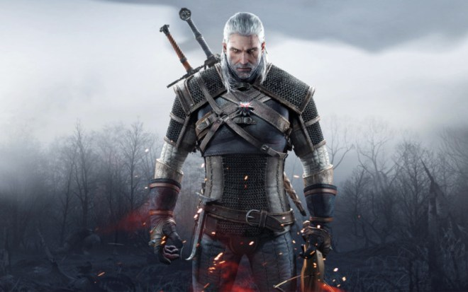 Geralt of Rivia is a bad mother... Watch your mouth! Im talking bout Geralt!