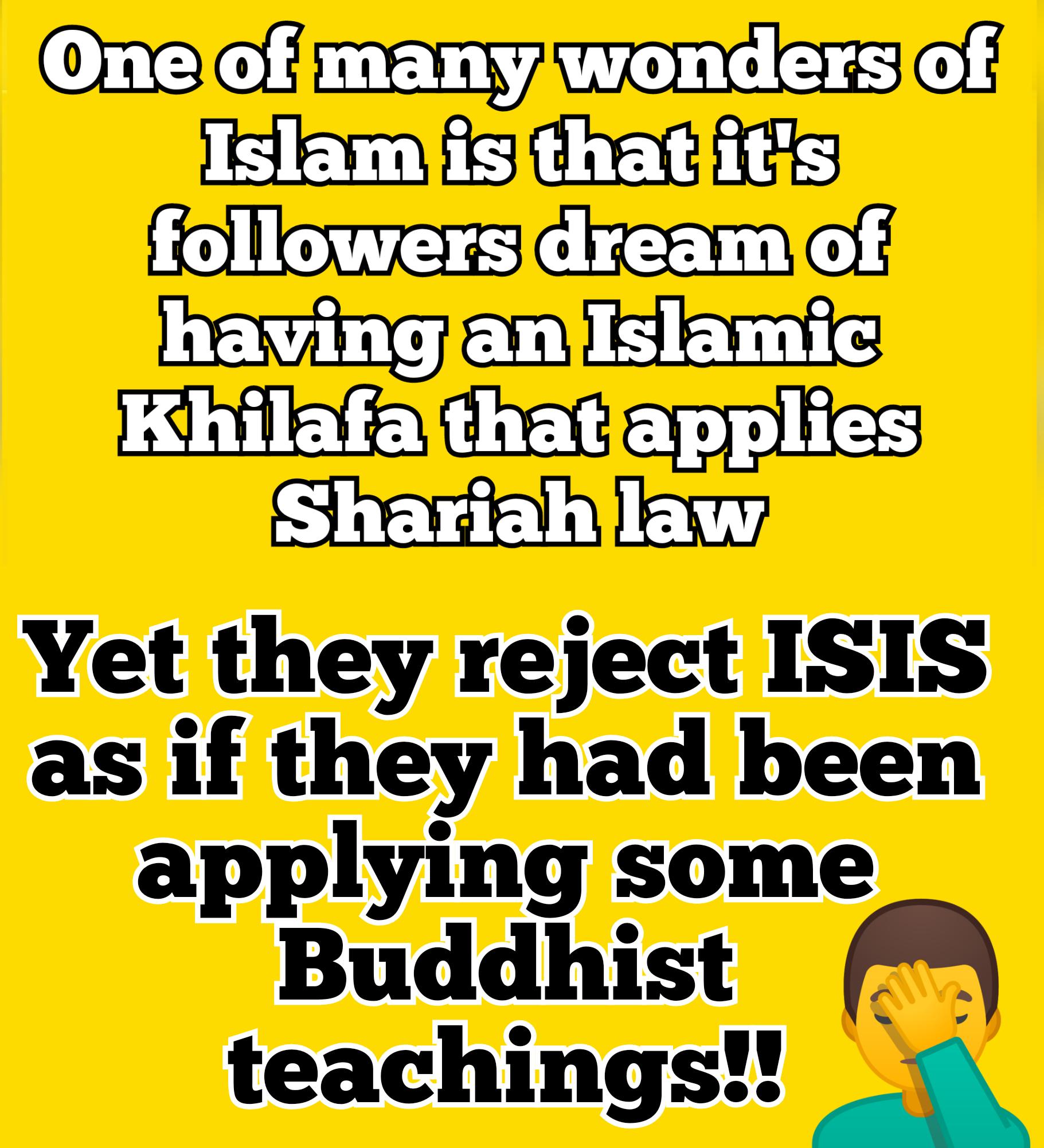Shariah Khilafa ISIS peace war