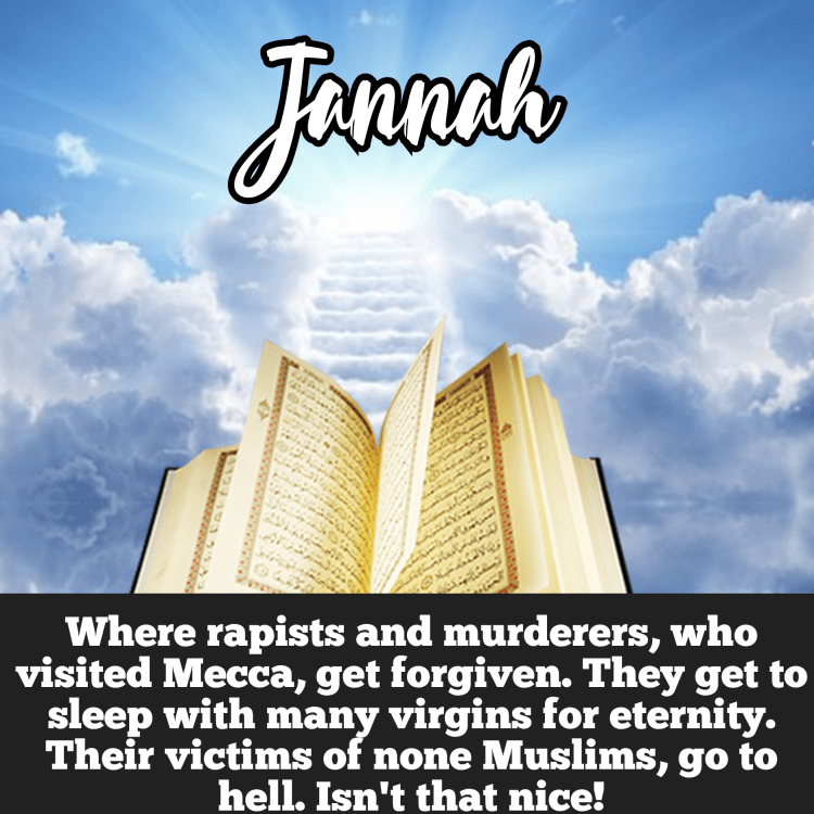 After life and who will enter jannah