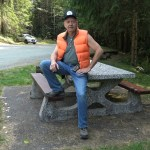 Eagles Nest Rest Area- Vancouver Island 2017 site of Bigfoot Sighting