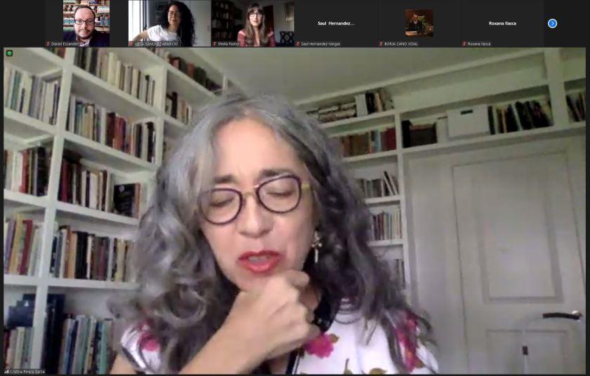 Cristina Rivera Garza - Conferencia de clausura