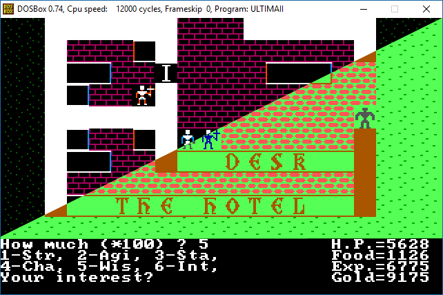 Ultima 2 Upgrade v2.1