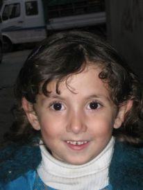 10. a little girl