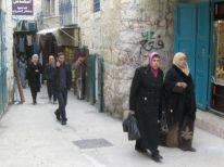 10. narrow shopping street