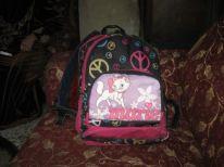 16. a peaceful backpack