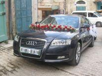 11. a car for a wedding in the Syrian Orthodox church