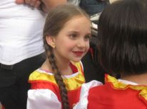10. a Russian girl