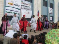 13. Palestinian dance Dabkeh