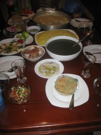 11. Iftar meal