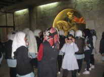 01. girls looking at Saint George or Al Khadr