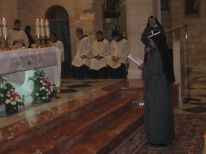 04. solemn profession of a sister Brigidine