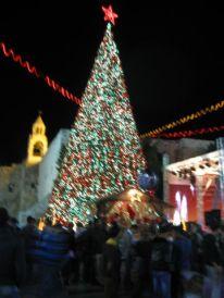 14. enlightened Christmas tree