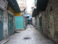 21. empty streets