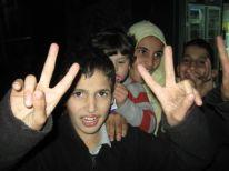 22. children Al Azza camp