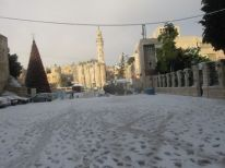 29. Bethlehem in the morning sun