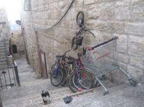 02. storing bikes