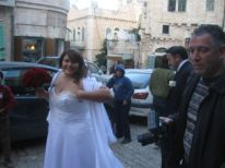 26. before the wedding in the Syrian Orthodox church