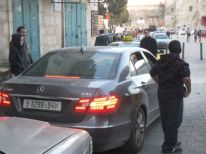 03. a simple car is blocking the street