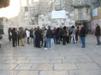 11. pilgrims or tourists