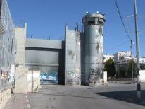 14. watchtower near Rachel's tomb
