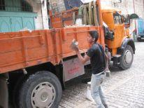 13. removal of debris