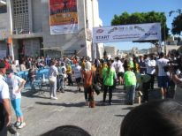 10. start and finish Marathon