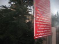 12. warning for Israeli citizens