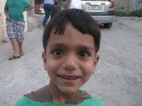 08. a boy in Deheisha camp
