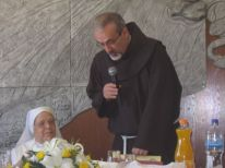22. Custos speaks to sister Nuntiatina
