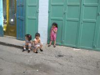 06. children in Al Azza camp